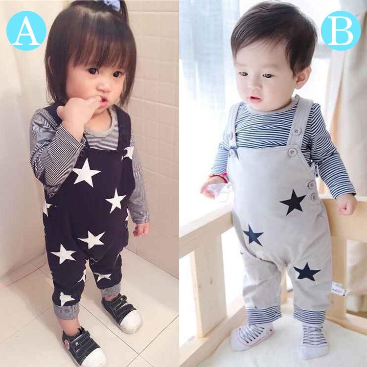 Cheap 2015 Fashion Baby Clothing Boys Girls Longsleeve T