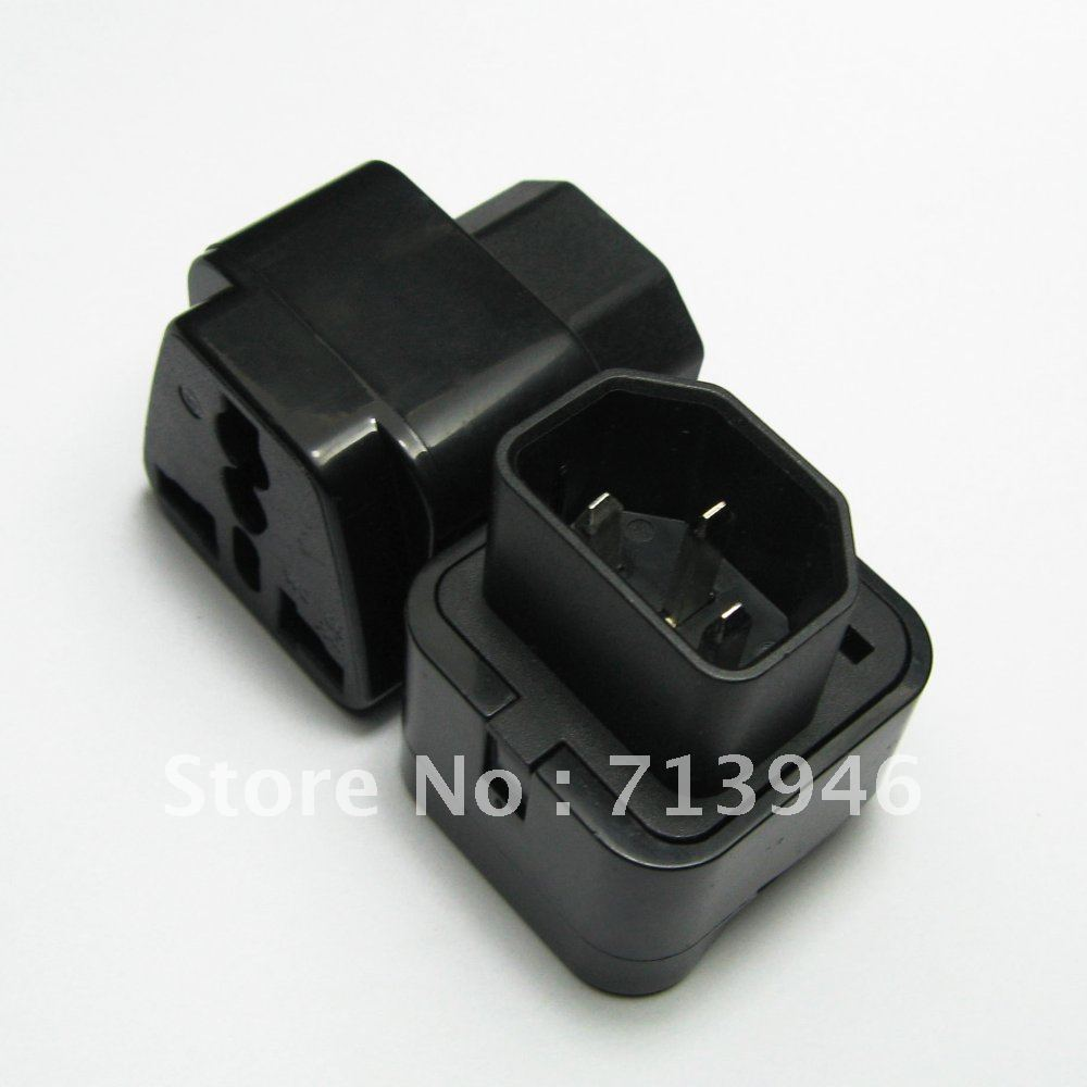 Wd 320 Iec320 C14 To Multi Socket C14 Plug To Universal