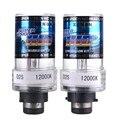 Прочный 2X35 Вт D2S/D2C Для Автомобиля HID Xenon Замена Авто Источник света Лампы Фар 4300 К 5000 К 6000 К 8000 К 10000 К 12000 К