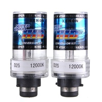 Durable 2X 35W D2S D2C Car For HID Xenon Replacement Auto Light Source Headlight Lamp Bulb