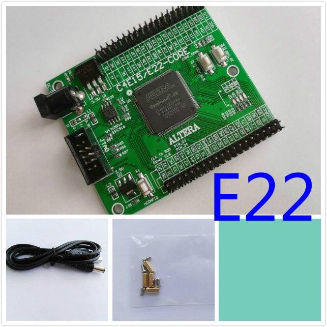 Placa de desarrollo fpga EP4CE22E22C8N placa altera fpga placa altera