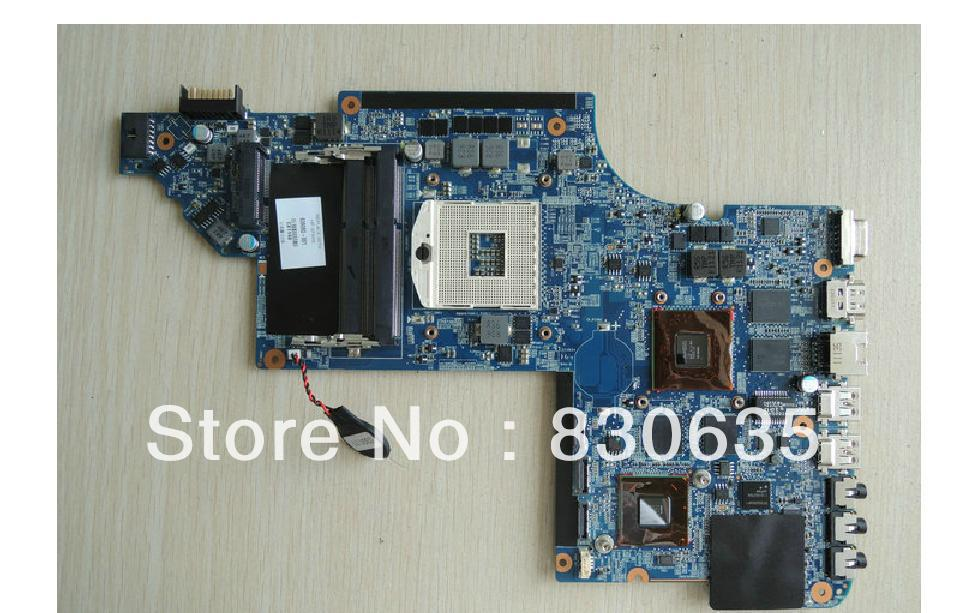 639392-001 lap DV7-6000 INT HM65 connect with printer motherboard full test lap connect board 574680 001 1gb system board fit hp pavilion dv7 3089nr dv7 3000 series notebook pc motherboard 100% working
