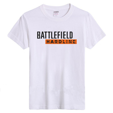 Battlefield Line Game player's love T-shirt boy plus size summer tee T-shirt ONeck cotton Europe&U.S size colored quick shipping