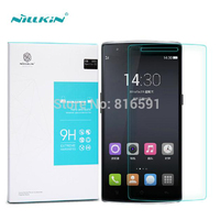 Free Shipping Nillkin Amazing H Tempered Glass Screen Protector Film For OnePlus One A0001 In Stock