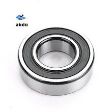 10 pçs de alta qualidade ABEC-5 688 2rs 688rs 688-2rs 688 rs l1680 8x16x5mm em miniatura duplo selo de borracha rolamento de esferas profundo do sulco