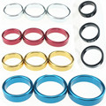 Penis Lock Loops Cock Rings Sex Ring Metal Aluminum Penis Rings Male Cockrings Stay Hard Adult Products Sex Toys for Men B2-24