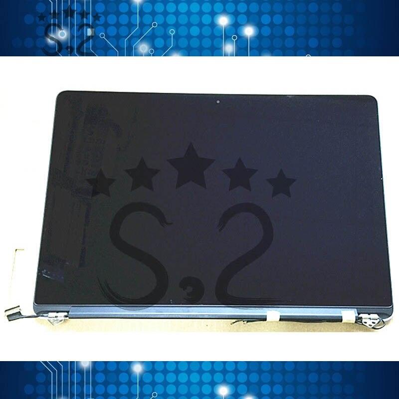 """מלא חדש A1398 מלא LCD מסך הרכבה עבור Macbook Pro רשתית 15 """"מחשב נייד תצוגת 2015 שנה"""