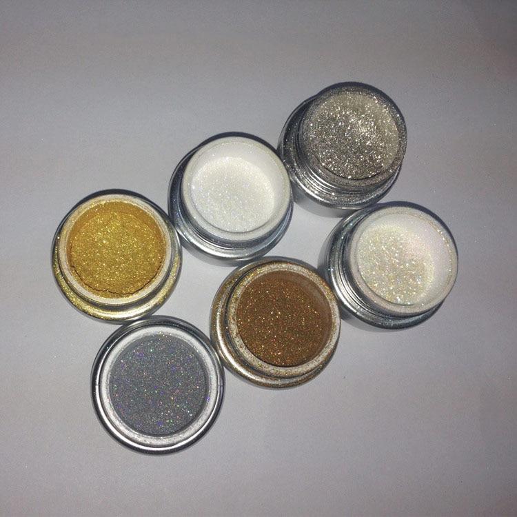 ФОТО Mirror Powder Gold Pigment Powder Aluminium Powder Chrome Pigment Nail Glitter Nail Chrome Pigment