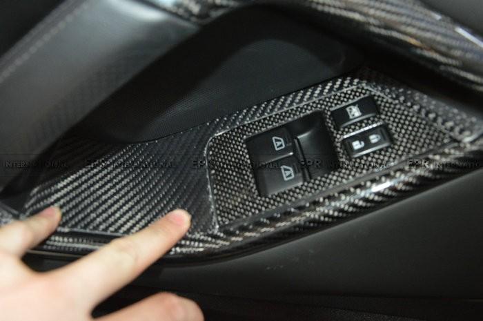 R35 GTR Window Switch Control Panel(LHD)_1