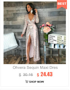 a190cbefb708 Ohvera Mesh Sequin Bodycon Dress Women Sexy Summer Party Dresses ...