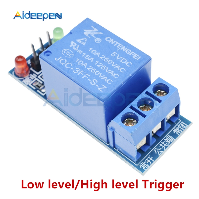 EL817 Single 5V Relay Module High Optocoupler Isolation Control 220V