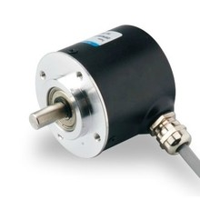 лучшая цена Free shipping Incremental photoelectric rotary encoder ZSP5208 2500 pulse 2500 wire ABZ three phase 5-24V