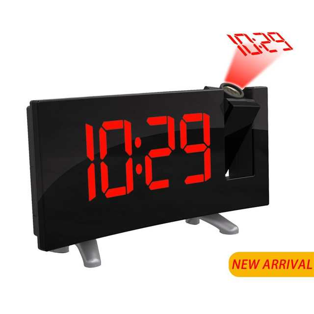 Alarm Clock Snooze Timer Led Display