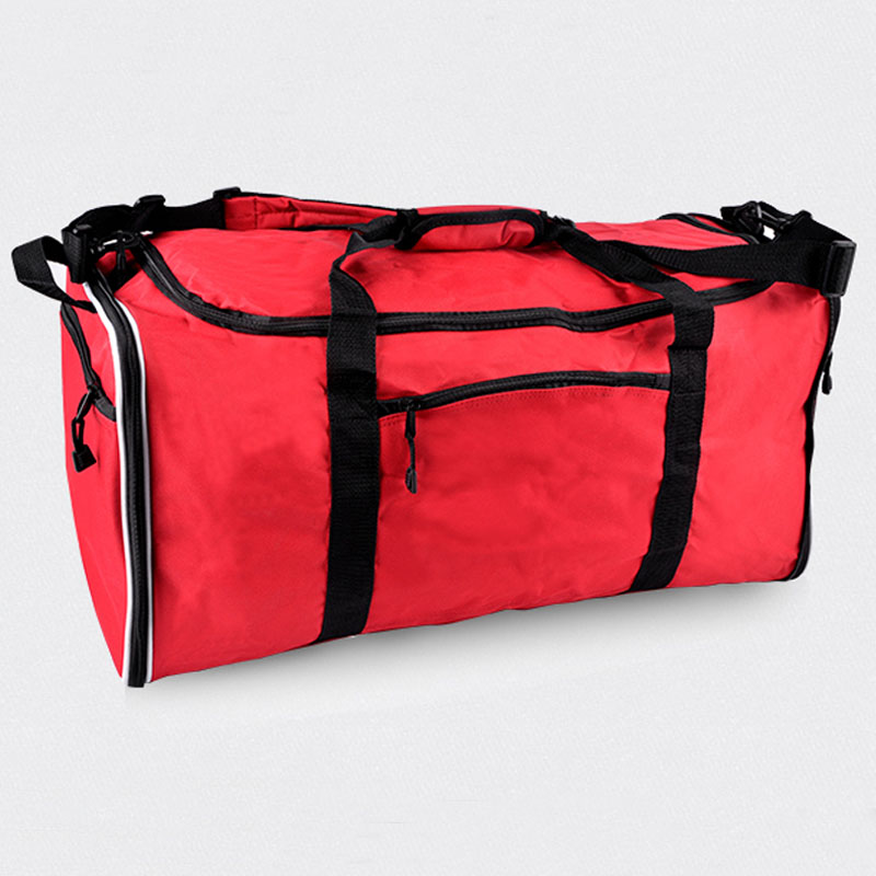 2fbbeee46 Hot Sales Large Capacity Polyester Travel Duffel Bags Foldable Bag Single  Shoulder Strap For Teens-in Travel Bags from Luggage & Bags on  Aliexpress.com ...