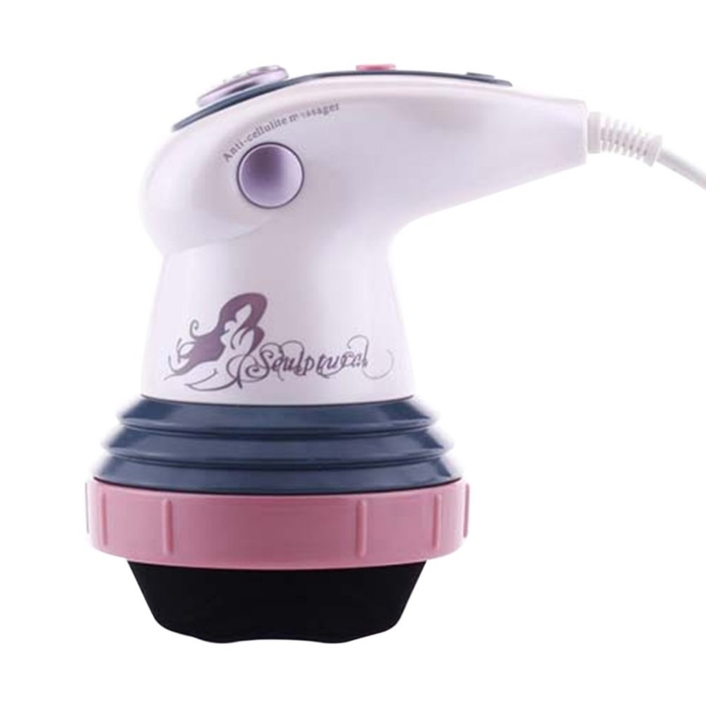 popular Low Noise Infrared Electric Fat Burn Remove Body Slimming Massager Anti-cellulite Body Massage Machine 2018 Hot professional anti cellulite machine di infrared electric body slimming massager promotion price