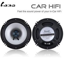 LaBo 2 шт Автомобильный бас-динамик s 2 Way 100 Вт динамик 6,5 дюймов Автомобильный Hifi коаксиальный динамик полный диапазон частоты динамик s для автомобиля стерео