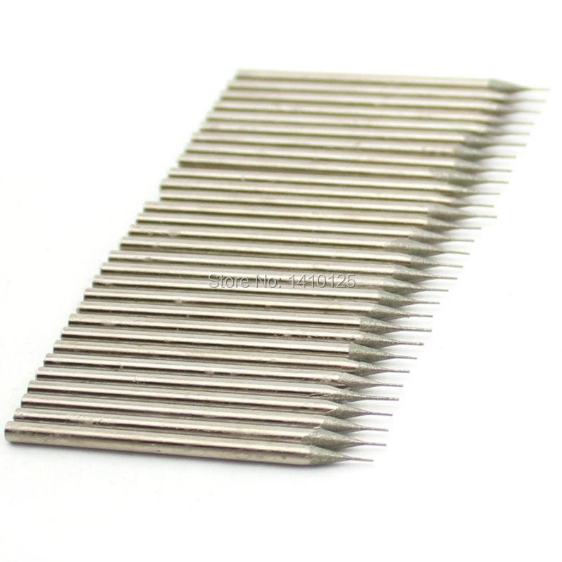 30 tk läbimõõt - 0,4 mm - galvaniseeritud teemantkattega augu sae - Puur - Foto 2