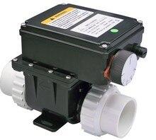 LX H20-RSI spa calentador 2kw con un termostato regulable para Heate bañera y calentador de bañera de hidromasaje y Piscina de HIDROMASAJE