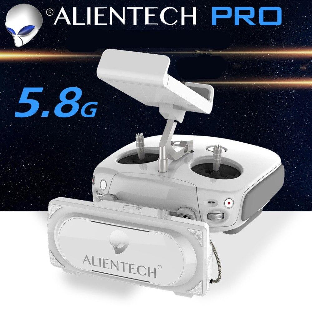 ALIENTECH PRO 5.8G amplificateur de SIGNAL pour DRONE DJI DJI Spark Phantom 4 Pro Inspire 2 Mavic 2 Pro/Mavic 2 Zoom accessoires Drone