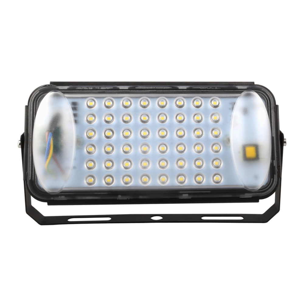 50W Bright LED Floodlight Waterproof outdoor spot lamp AC220V LED Flood Lights for Garden,Yard,Party Daylight Super bright