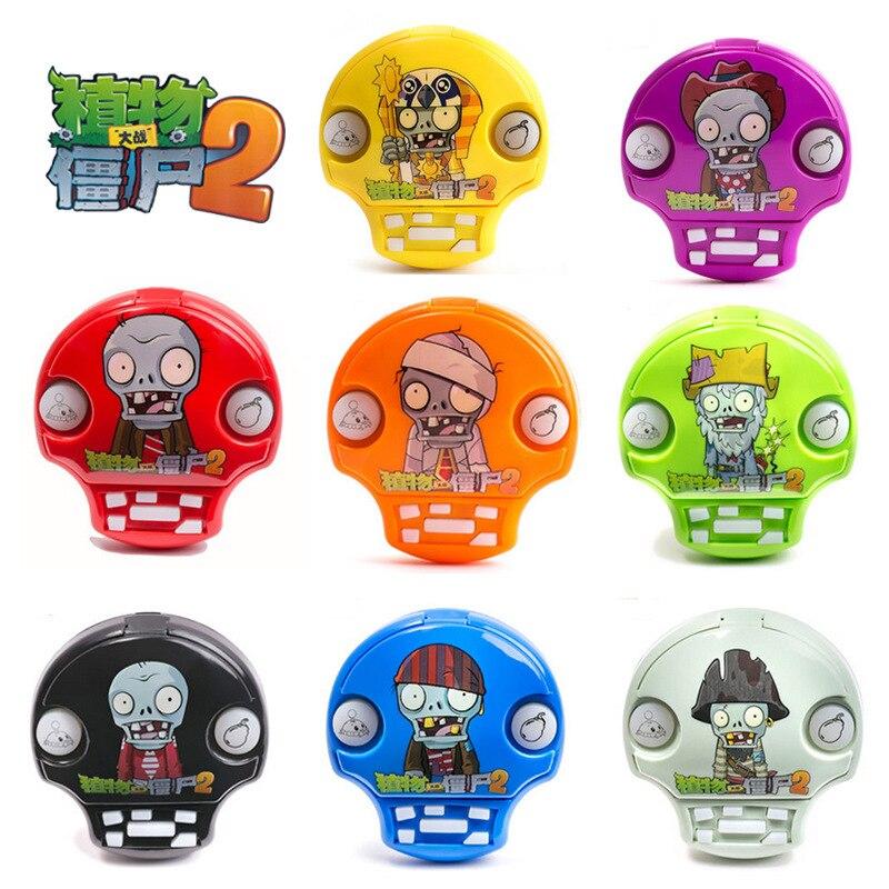 Plants vs. Zombies2 Virtual Cyber Digital Pets Electronic Digital E-pet Retro Funny Toy Handheld Game pet Machine Tamagochi Toy