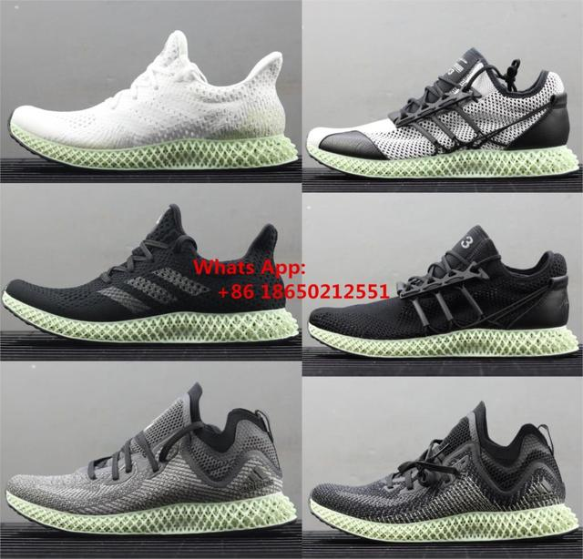 c17cbad983d15 2018 2019 New Release Futurecraft Alphaedge 4D Asw Y-3 Runner Y3 Running  Shoes Mens