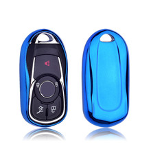 Soft TPU Protection Key Case Cover for OPEL Astra Buick ENCO