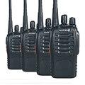 4 ШТ. Walkie Talkie Baofeng BF-888S Портативный с УКВ 5 Вт 400-470 МГц КАНАЛОВ двухстороннее радио