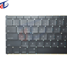 "Original New For Apple Macbook 12"" A1534 US keyboard without backlight 2015 Year perfect testing"
