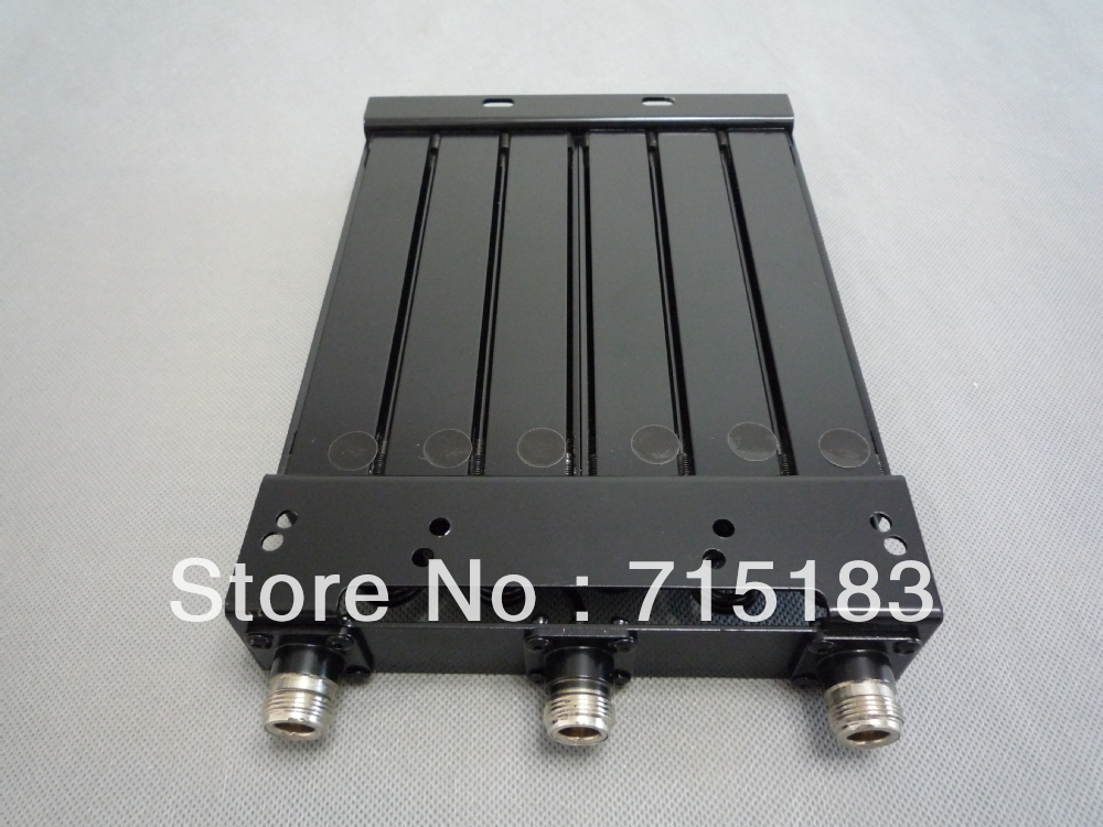 Repeater Duplexer:50W N-connector UHF 6 Cavity Duplexer SGQ-450D
