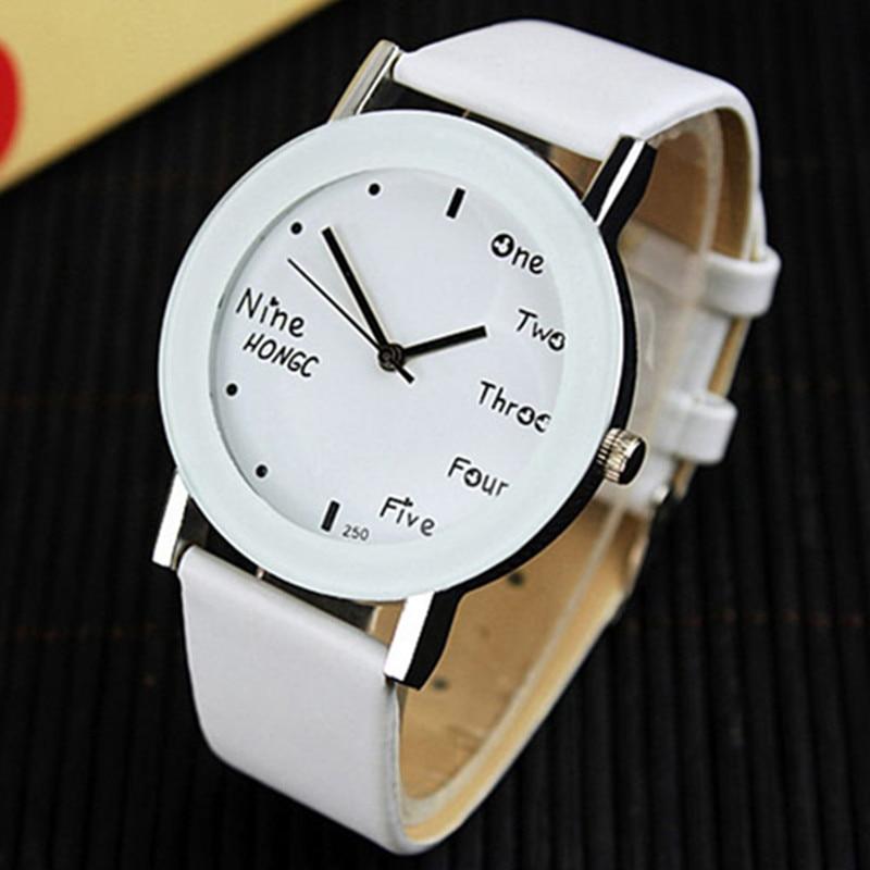 2018 New Hot Sell Brand Yazole Women Quartz Watches Fashion Flower Wristwatch Leather Straps Wrist Watch Ladies Rhinestone Watch