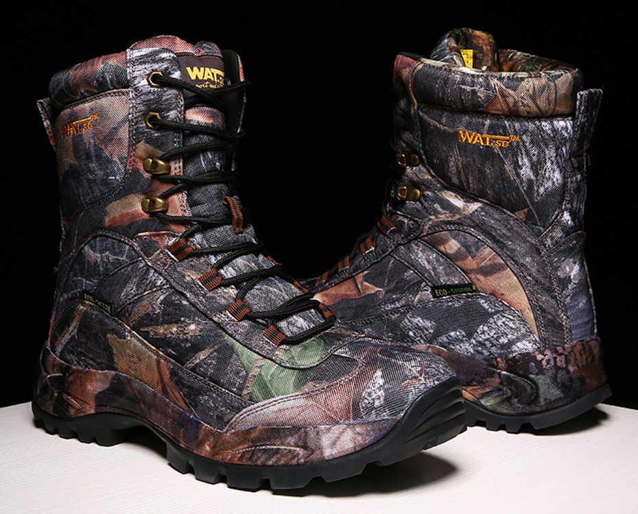DOPE SWAT HIKING BOOTS