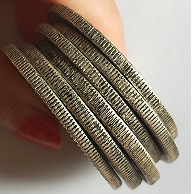 Copper Coin COPY OLD COINS Sun Yat-sen litter head Republic of China 1 dollar Yuan big head antique copper coins collectible