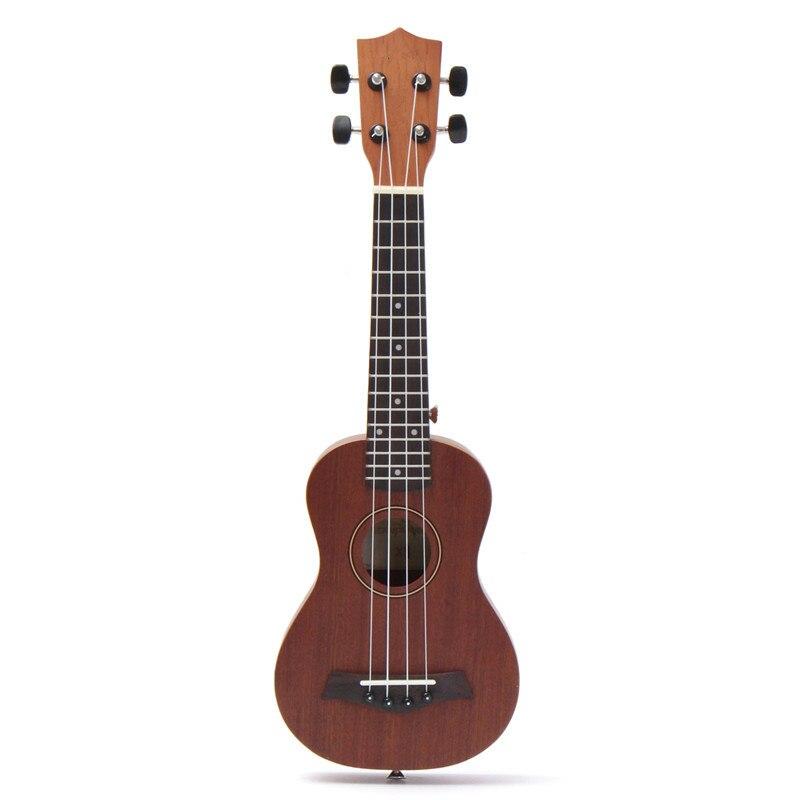 Zebra 21 4 Strings Concert Ukulele Ukelele Electric 15 Fret Acoustic Guitarra Bass Guitar For Musical Stringed Instruments