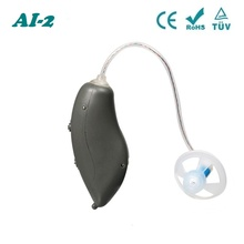 Acosound Digital Sound Amplifiers Small Earphones Deafness Portable AI-2 MIni RIC Ear Hearing Aids Wireless Ear Aids все цены