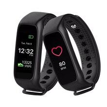 L30t Bluetooth Умный Браслет Динамический Монитор Сердечного ритма полноцветный TFT-LCD Экран Smartband для IOS Android SmartphoneHuawei Xiaomi