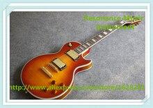 Китай OEM одна деталь средства ухода за кожей шеи и LP Custom гитары электрогитары в наличии левша доступны