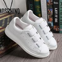 Plus Size 38~46 Unisex Genuine Leather Sneakers Trend Men Women Casual Shoes Height Increase Sports Shoes Tenis Masculino Adulto