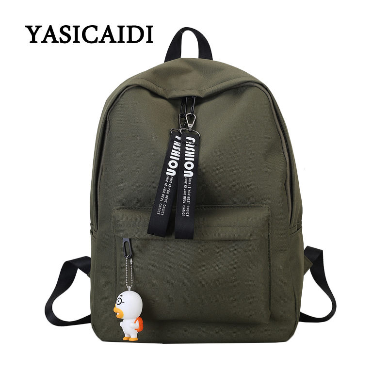 US $19.1 45% OFF|New Students School Backpack