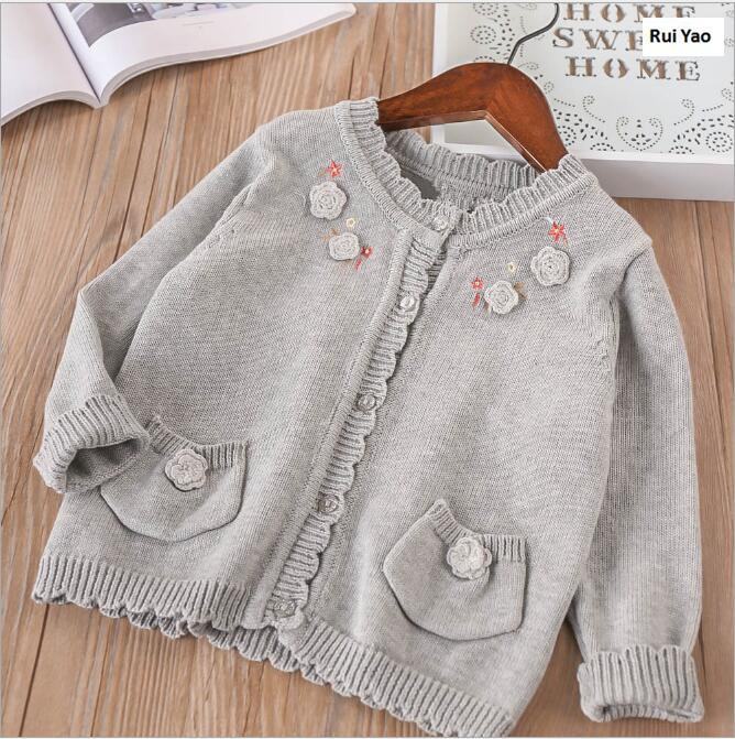 07cdf15ab YGP32094648 2018 Autumn Baby Sweater For Girls Sweater For Girls ...