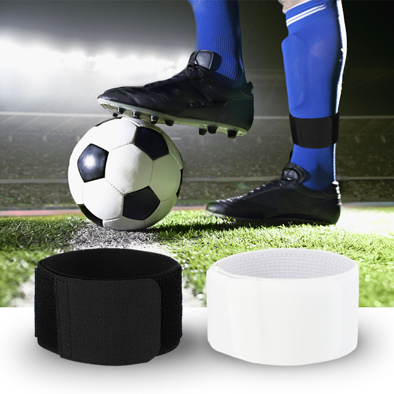 1 Pair Hot sale fixed leg sports protective gear soccer socks leggings Guards Guardian calf fixing belt