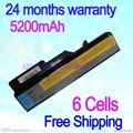 Jigu bateria do portátil para lenovo b570 g460g g465 g465a g470 g475 g565 g570 g575 g565 b570 lo9s6y02 l08s6y21 kb3007 lo9l6y02
