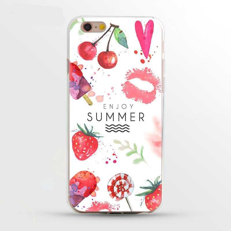Чехол для Iphone 6 s для женщин и девочек, мягкий силиконовый чехол для Iphone X, аксессуары для Iphone 7 Plus, 8 PLUS, 6 6 s, 5 5S, чехол s