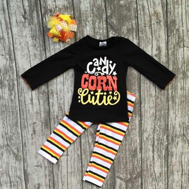 Baby mädchen Halloween party kleidung mädchen süßigkeiten mais cutie ...