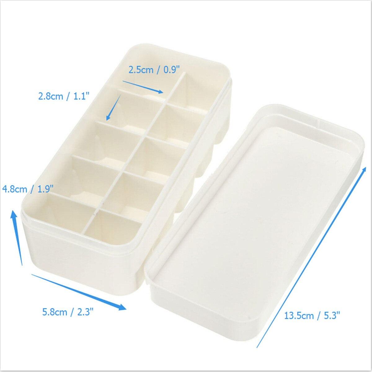 Kotak Penyimpanan Plastik Mini 52 Spec Dan Daftar Harga Lion Star Baskom Square Basin No 5 Ba 19 Film Kasus Portabel Dengan Tutup Untuk 135 Keras Pas Putih Hitam Depan