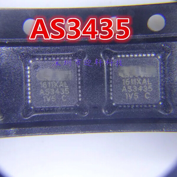 1 шт./лот новый оригинальный AS3435-EQFP AS3435-EQFM AS3435 QFN36