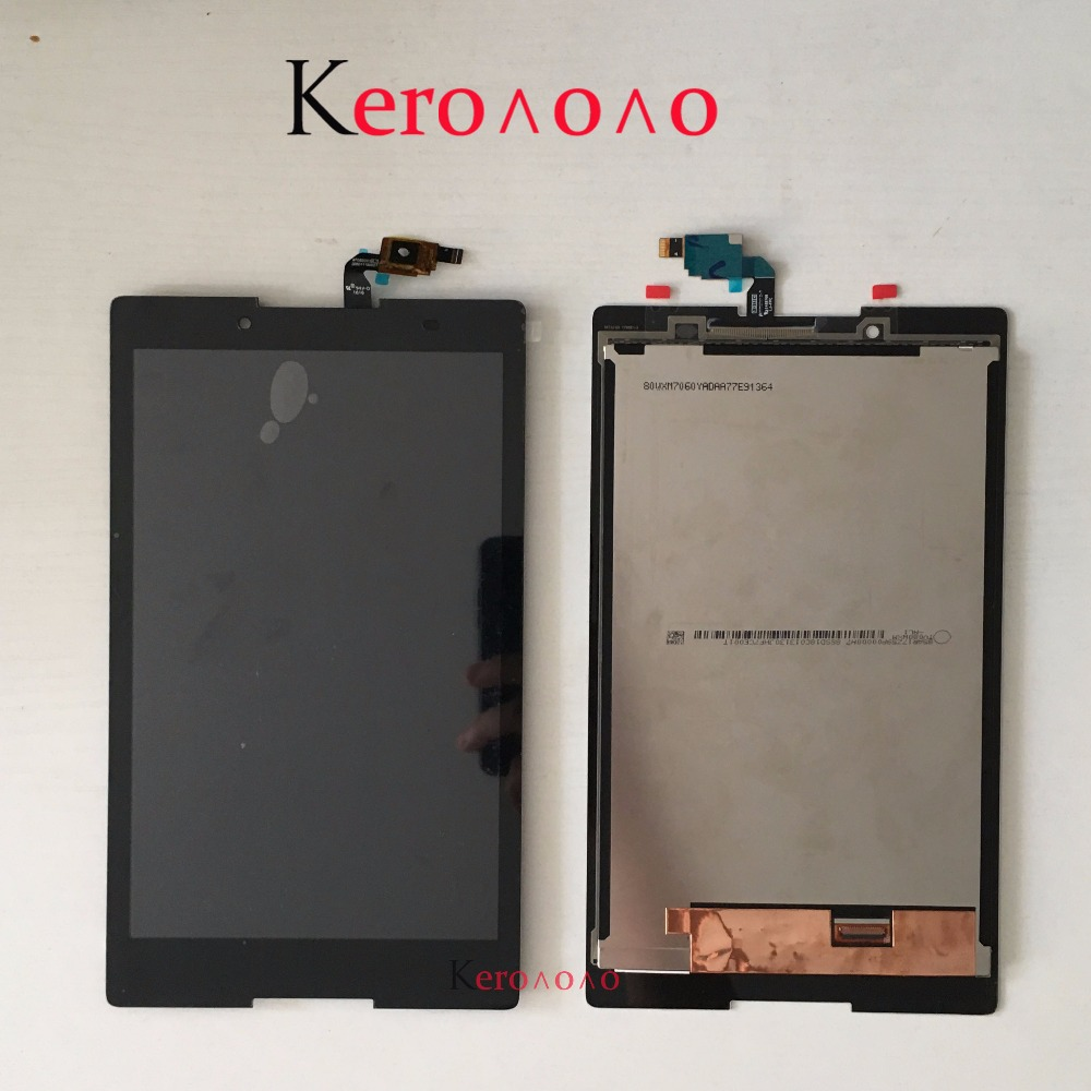 Computer & Office Tablet Lcds & Panels Black High Quality Touch Screen Digitizer Glass+lcd Display For 8 Inch Lenovo Tb3-850f Tb3-850 Tb3-850f Tb3-850m Commodities Are Available Without Restriction