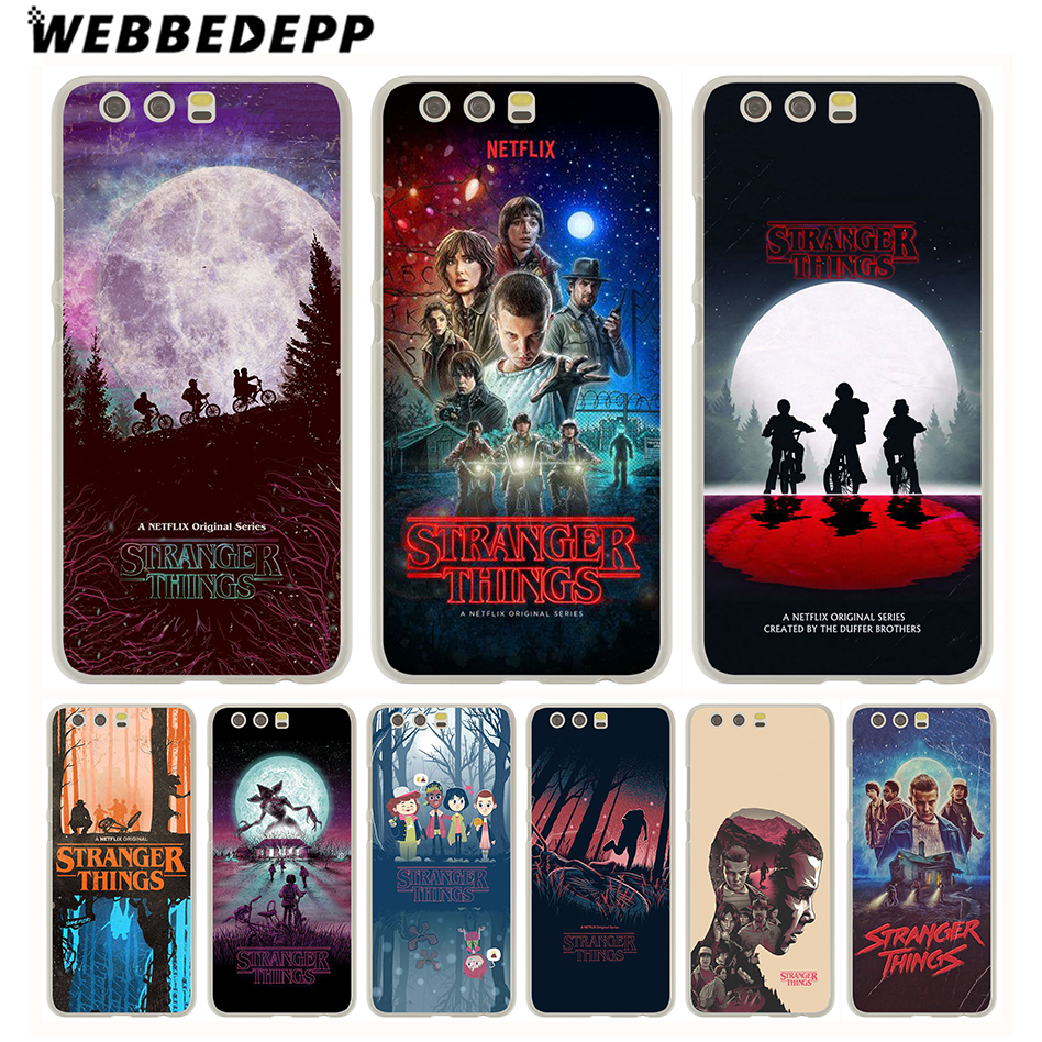 WEBBEDEPP <font><b>Stranger</b></font> <font><b>Things</b></font> Christmas Lights <font><b>Phone</b></font> <font><b>Case</b></font> for <font><b>Huawei</b></font> P30 <font><b>P20</b></font> Pro P smart 2019 Y7 Y9 2019 P10 P9 <font><b>Lite</b></font> 2017 P8 <font><b>Lite</b></font> image