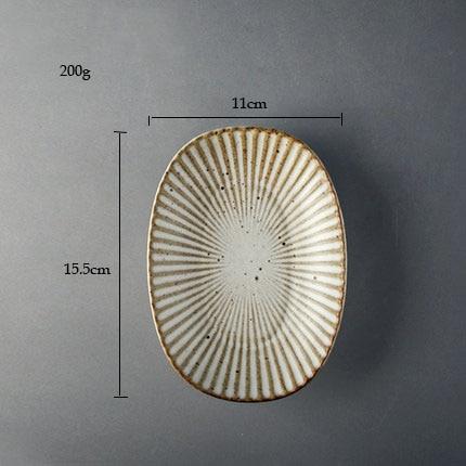 long plate S
