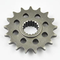 Motorcycle Front Sprocket 15 16 17T For Aprilia 1100 Tuono 1000 RST 1000 ETV RSV for BMW F 800 650 GS for Husqvama 900 Nuda